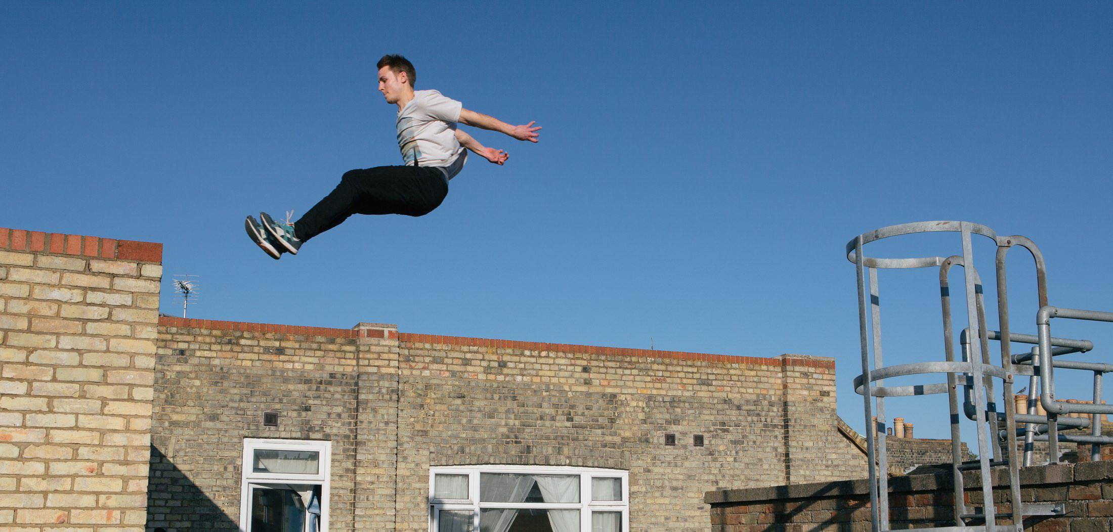 Parkour Director Photographer Amp Co Ordinator Scott Bass