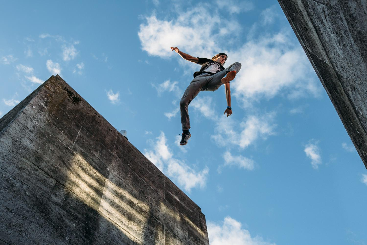 Hi FHT2 London Parkour Jam 2014-12