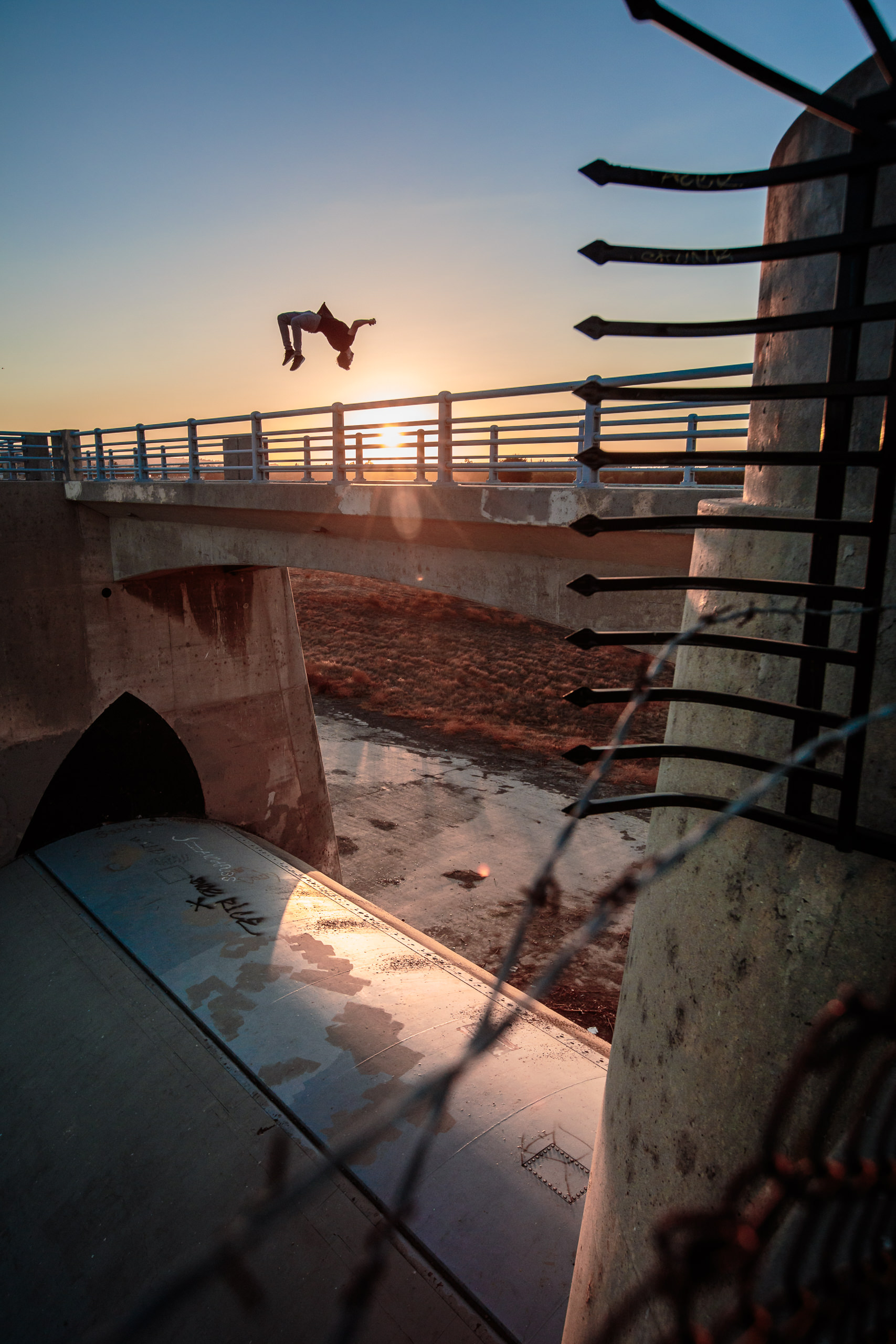 james kingston sepulveda backflip