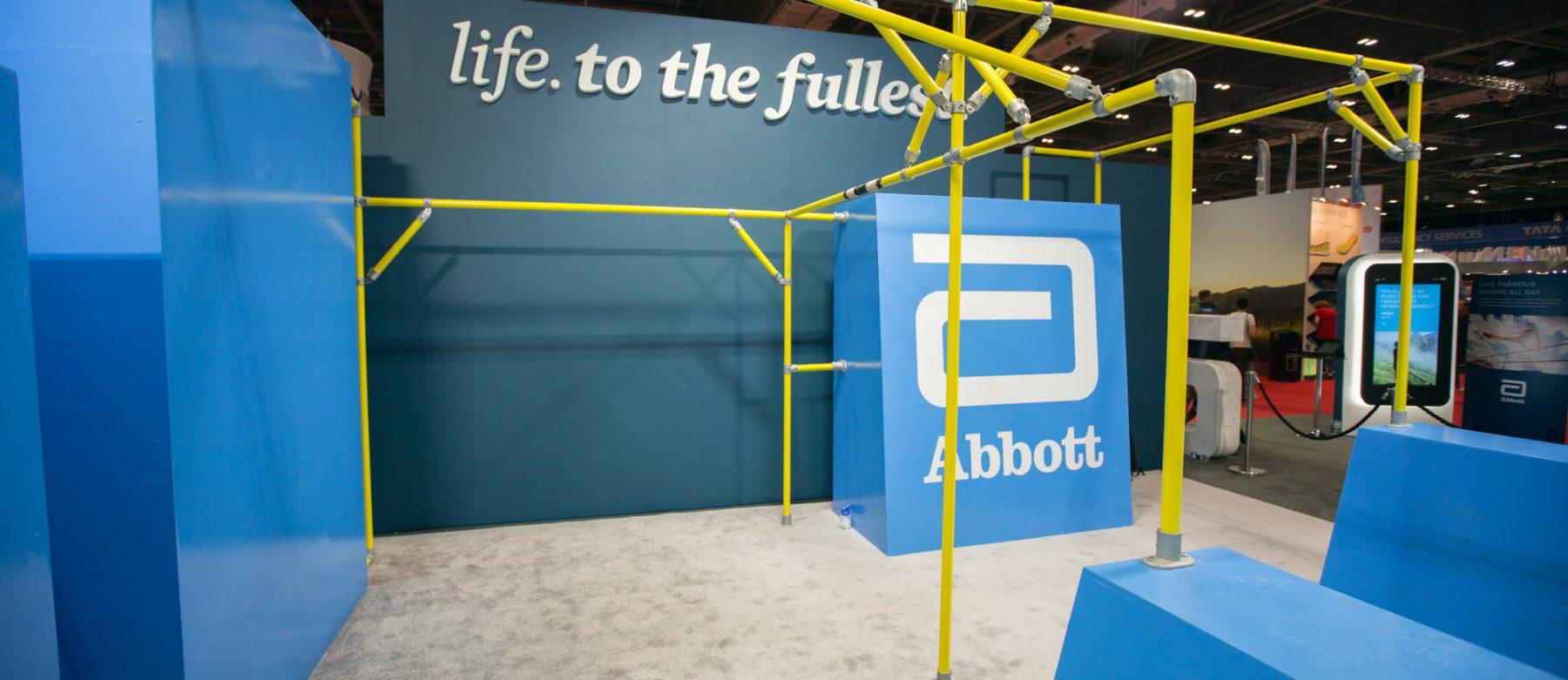 Abbott Global Healthcare - Scott Bass - Parkour Director